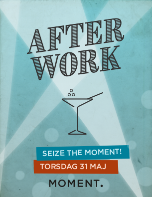 After work 31 maj