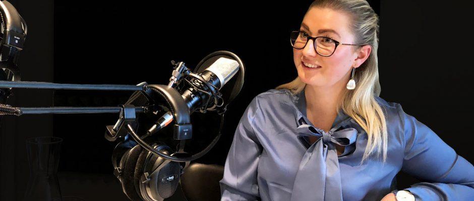 Jenny Wikström pratar granskning