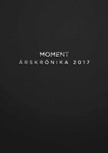 Moments årskrönika 2017