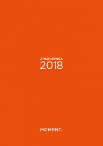 Moments årskrönika 2018