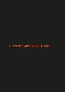 Moments årskrönika 2019