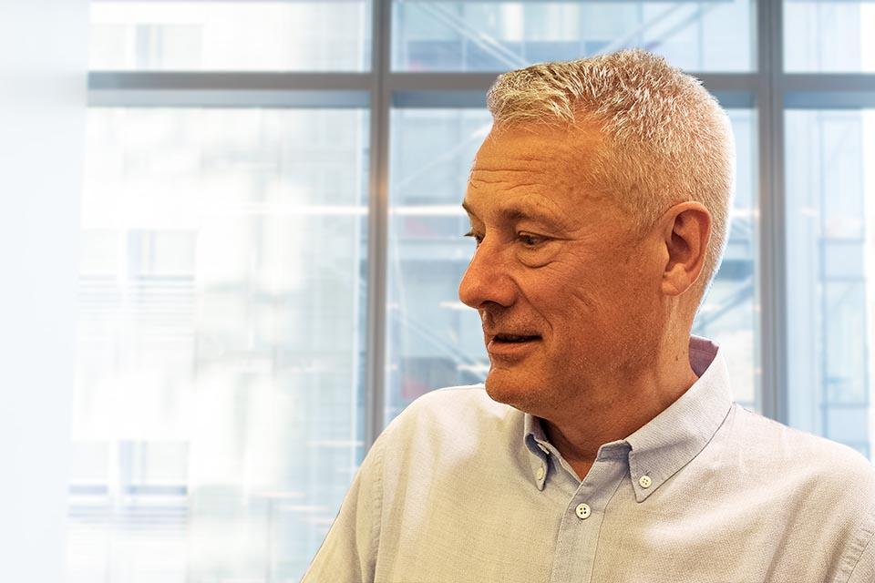 Anders Eklund, leda i osäkerhet