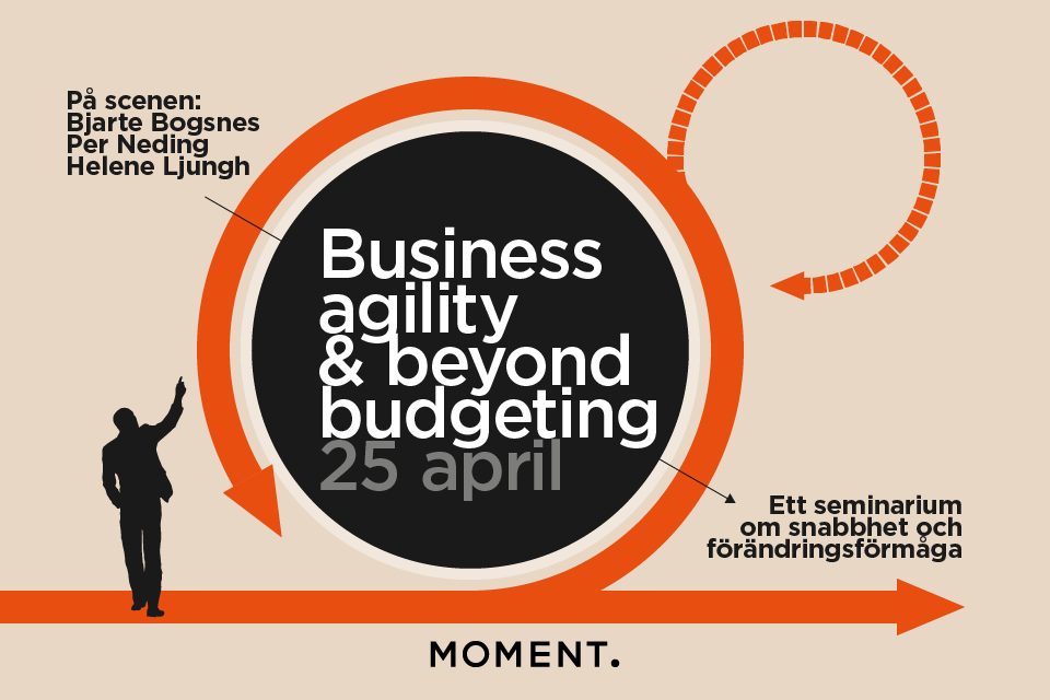 business agility & beyond budgeting