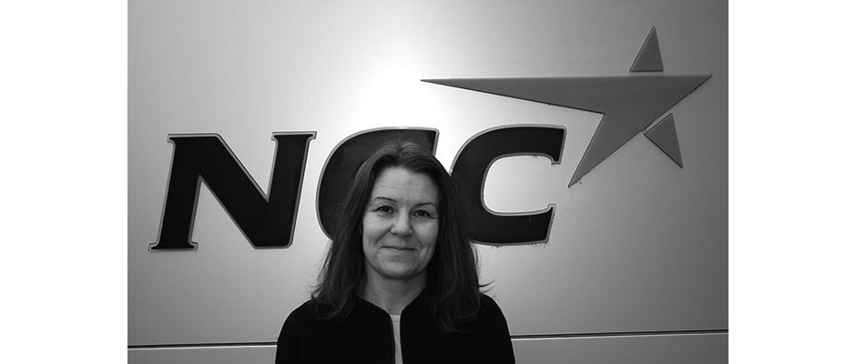 Johanna Johansson, projektkontorschef NCC på moment.se