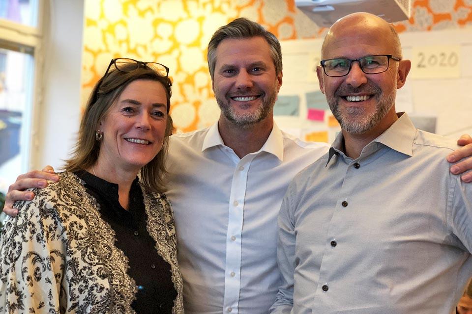 Ledarskap som gör Sverige snabbare