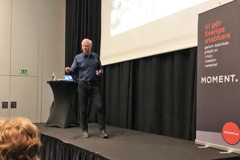 Bjarte Bogsnes - business agility - beyond budgeting