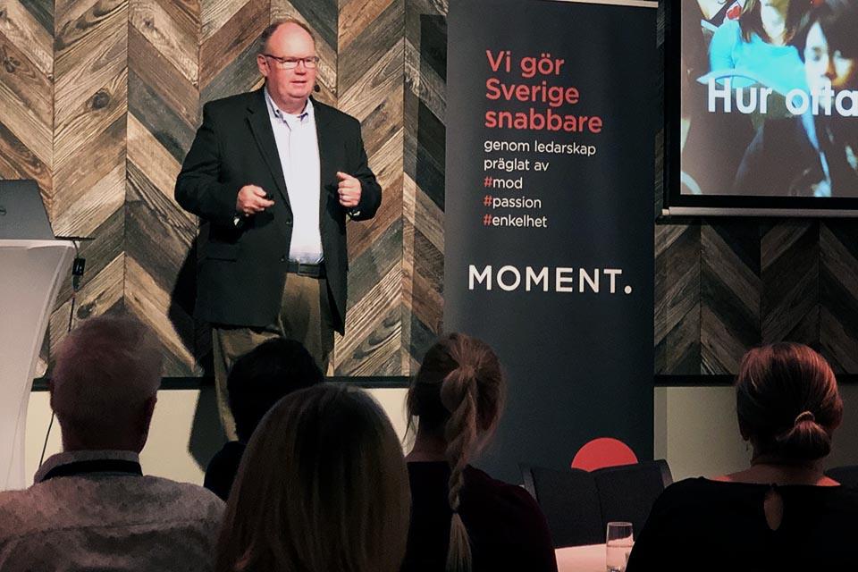 AI med Moment och Göran Lindsjö