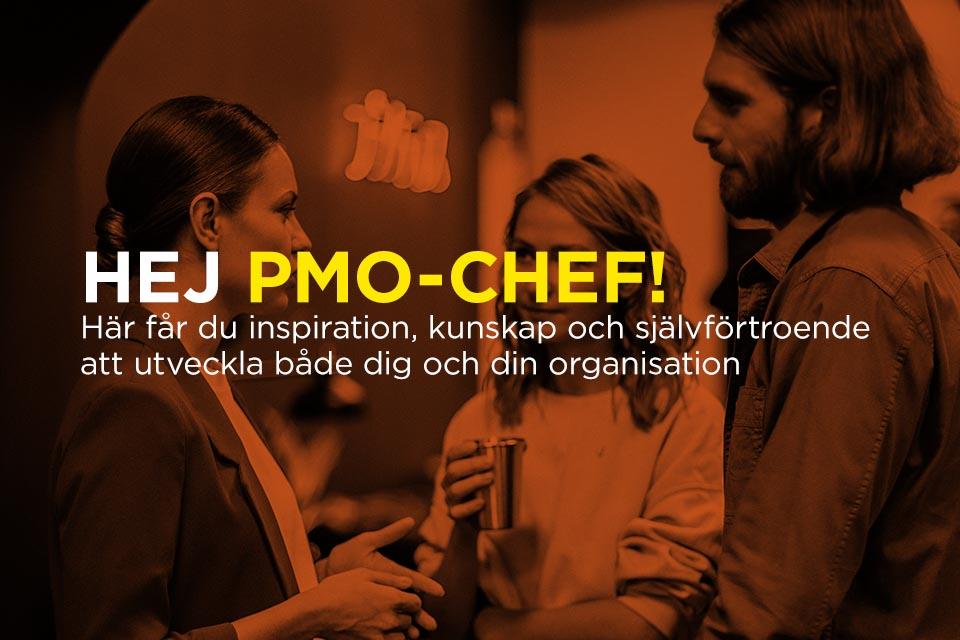 Nätverk för pmo-chefer
