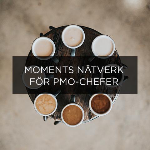 Moments nätverk för PMO-chefer