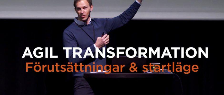 vodcast agil transformation