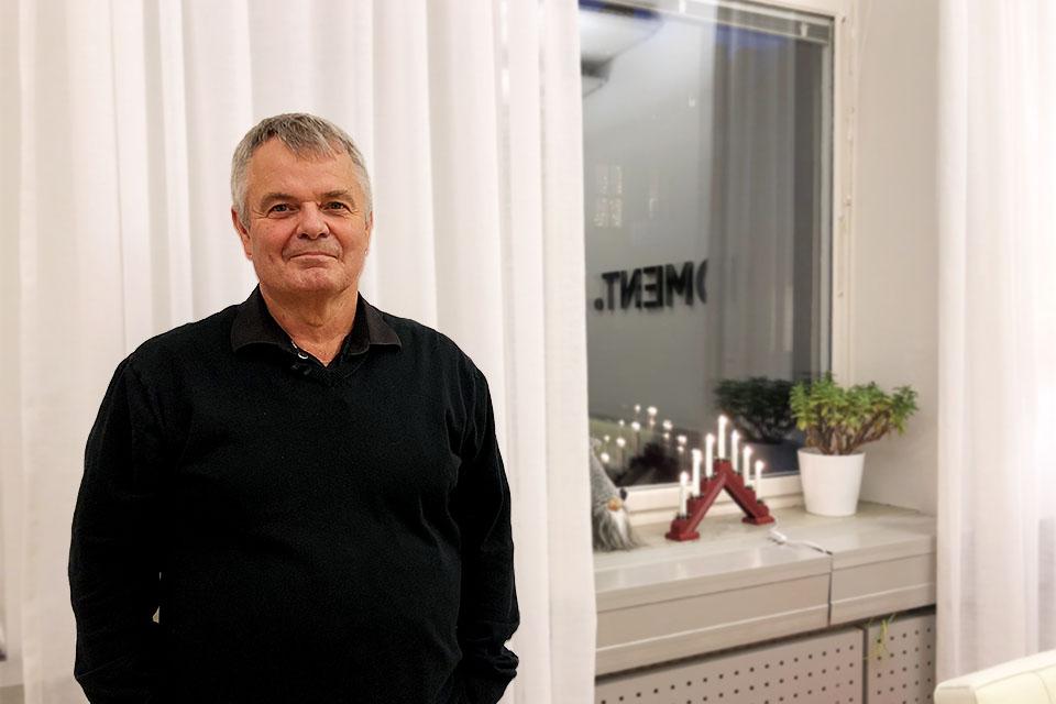 Tommy Källman skapar ett smartare samhälle