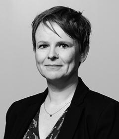 Yvonne Fängström, projektledare på moment.se
