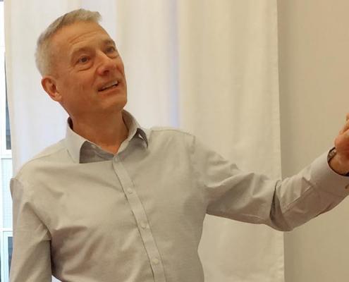 Anders Eklund - leda i osäkerhet