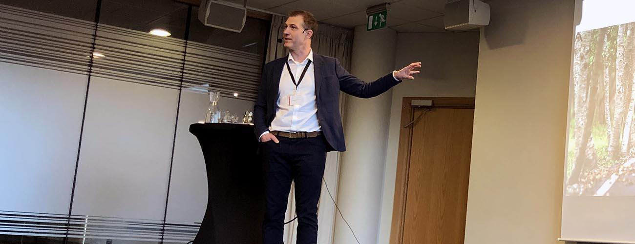 Magnus Björkdahl, krishantering