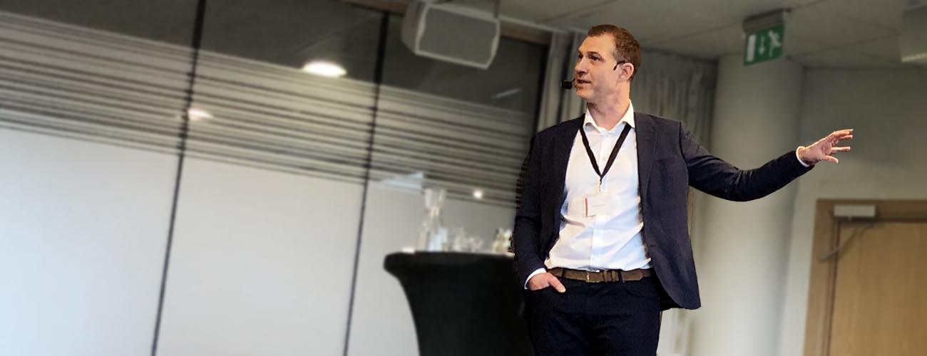Magnus Björkdahl om krishantering