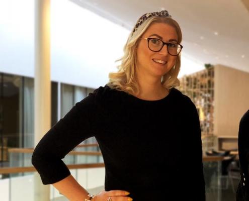 gamification med Jenny Wikström och Frida Monsén