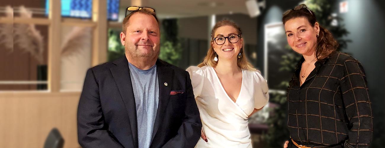 Mod och motstånd med Renata Chlumska och Göran Hollsten